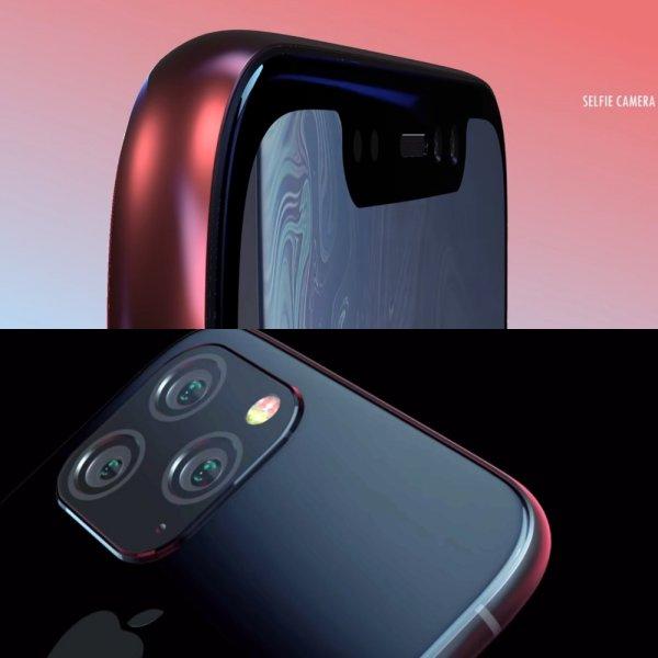 Инсайдеры раскрыли дизайн iPhone 11 на видео