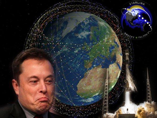Илон Маск уничтожит Землю? SpaceX приводит к созданию смерчей по всей планете