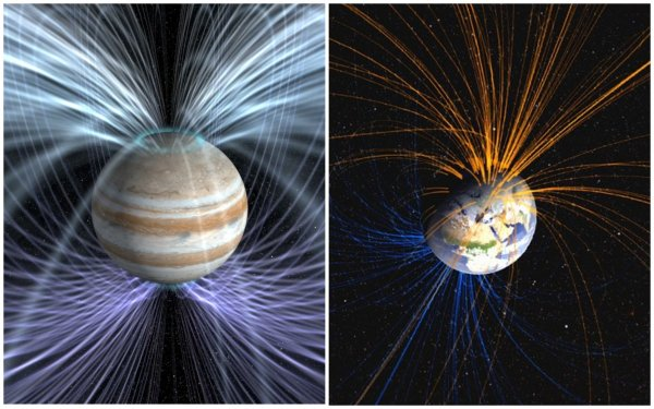 Уничтожит и Землю? Доказано пагубное влияние ветров на магнитное поле Юпитера