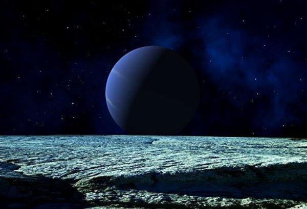 Экзотическая форма льда найдена на спутнике Нептуна
