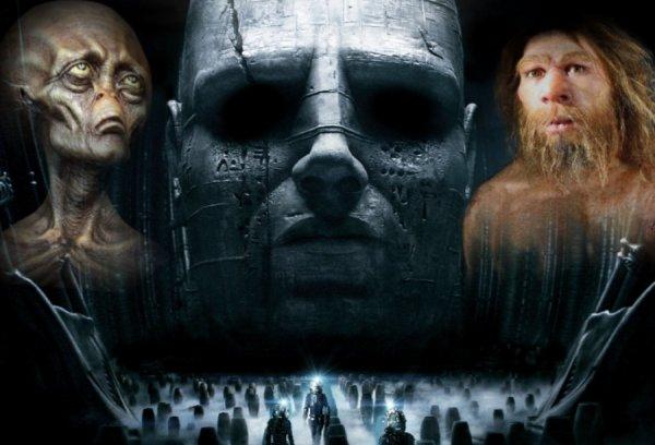 Они жили на Земле до людей: Найдены останки древней цивилизации пришельцев