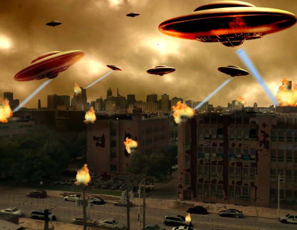 Москва падёт 1 июня? Пришельцы с Нибиру готовят зачистку перед концом света - уфолог