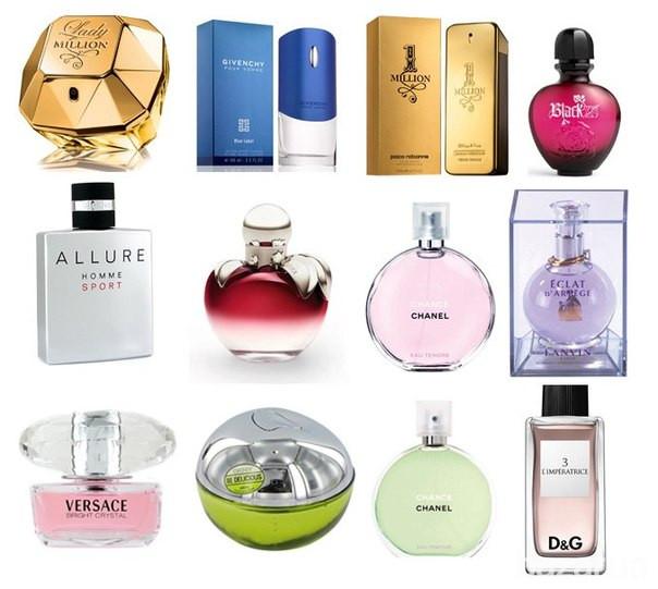 Где заказать хорошую парфюмерию
