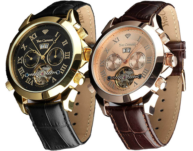 Наручные часы – мода вне времени