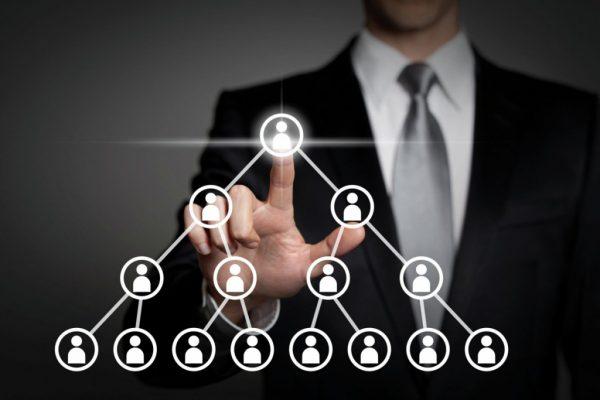 Блокчейн для MLM и традиционного бизнеса - DARS
