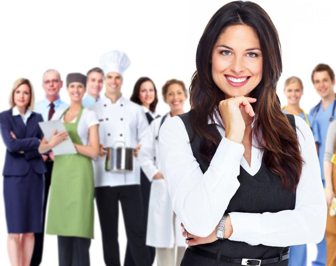 Услуги кадровых агентств по подбору персонала