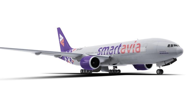 Дешевые авиабилеты «Smartavia»