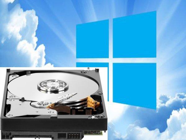 Обновление Windows 10 «уничтожает» жёсткий диск: Microsoft ломает старые компьютеры