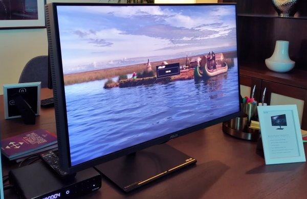 В 40 раз ярче: ASUS представили мониторы с функцией Dolby Vision