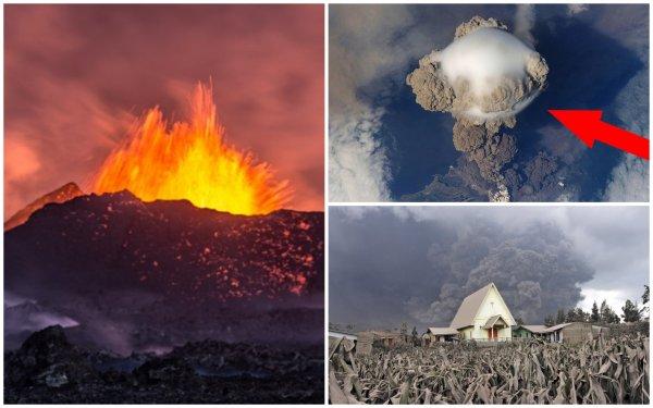 Земля превратится в пепел: Пробуждение Йеллоустоуна приводит к страшным последствиям