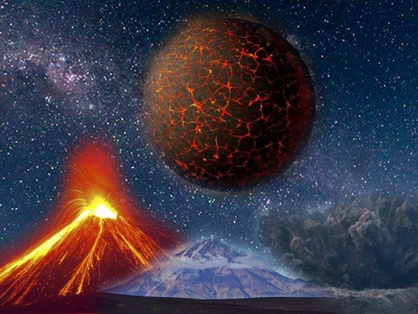 Вулканы заряжены, России конец? Пришельцы с Нибиру взорвут Камчатку в июне