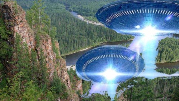 Прощай, Сибирь! НЛО готовит наступление в глухой тайге