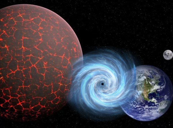 Станет второй Землей. Нибиру поглотит атмосферу голубой планеты после Троицы