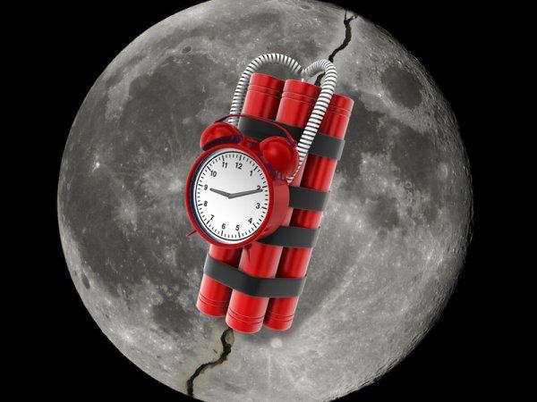 Луна взорвётся, Земля замёрзнет: В кратере Эйткен находится бомба замедленного действия
