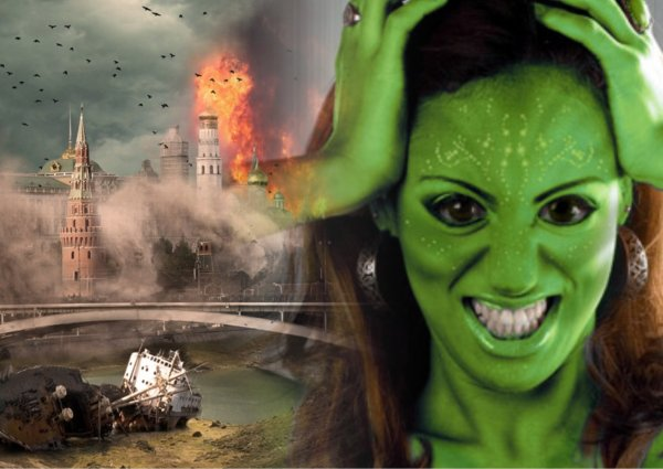 16 июня ударят по России! Армия пришельцев захватит Москву на Троицу - уфологи