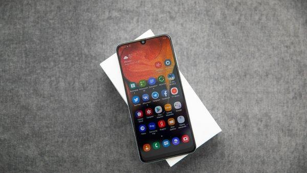 Купить и забыть: Galaxy A50 стал лучшим смартфоном за 20 000 рублей в 2019 году