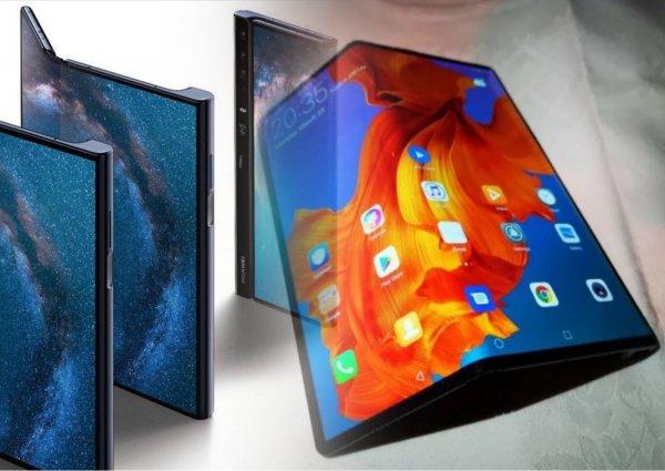 Huawei выпускает «Франкенштейна» - гибкий Mate X выйдет осенью