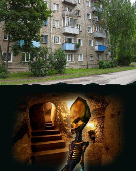 «Тараканы» с Нибиру: Карлики-пришельцы строят города в подвалах жилых домов - эксперт