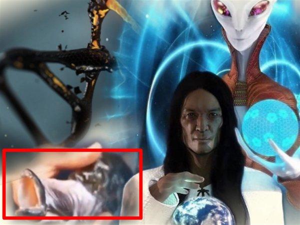 Рыба-чужой из космоса: Пришельцы наполняют Землю мутантами