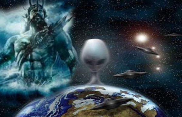Раскрыли тайну пришельцев: Уфологи доказали внеземное происхождение Эльдорадо и Атлантиды