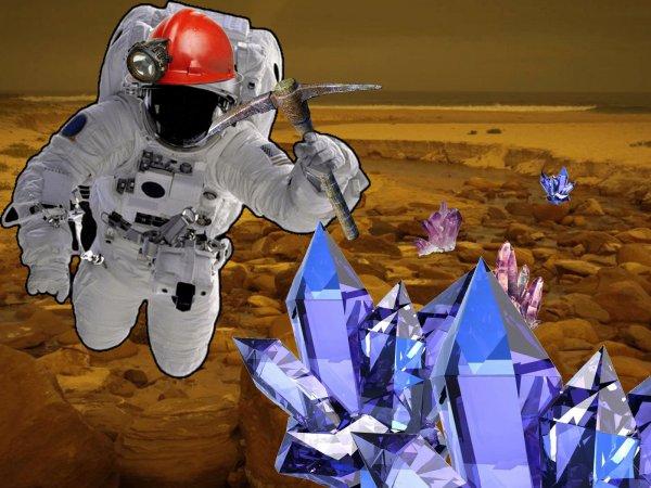 NASA разграбит Титан: США начнёт добычу редких минералов на спутнике Сатурна