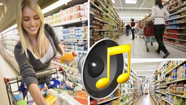Музыка для торговых центров