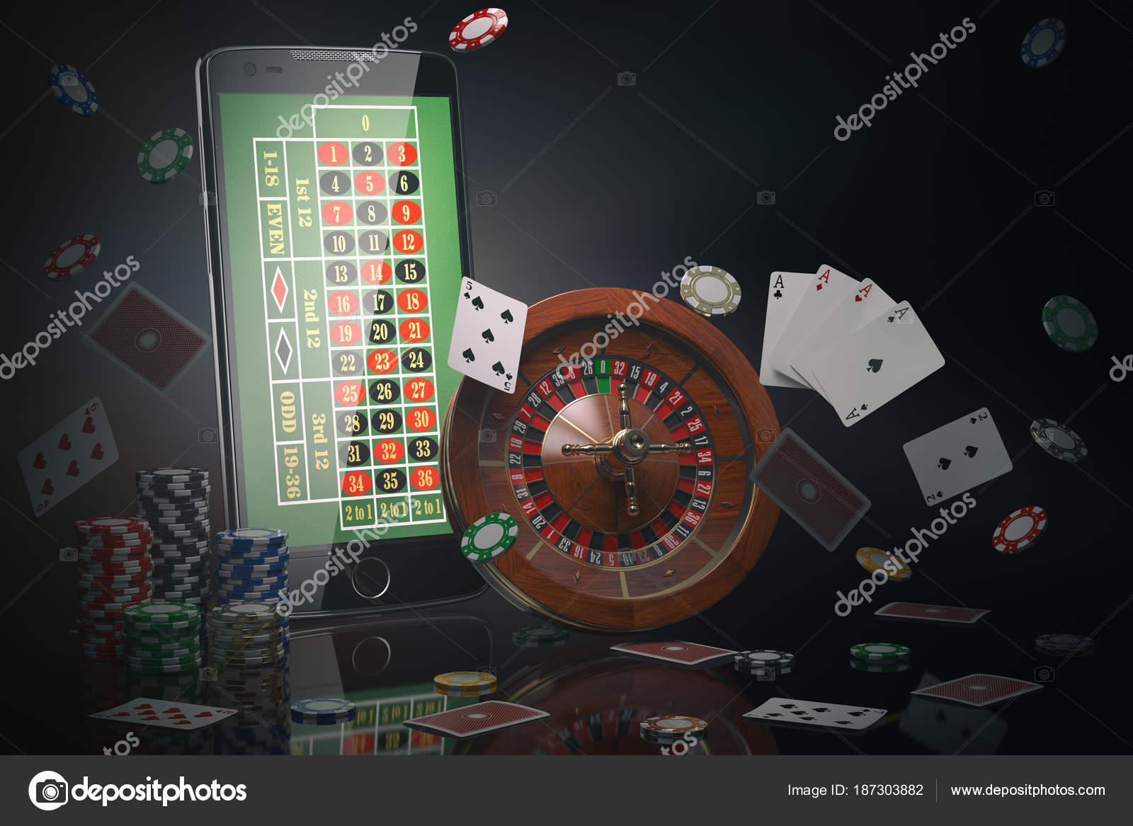 Онлайн казино - лучшее место для азарта