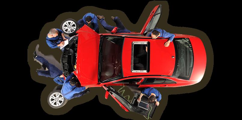 Профессиональная помощь вашему автомобилю
