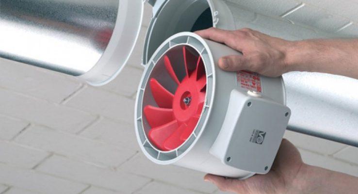 Где купить канальные вентиляторы