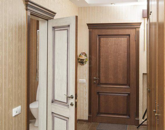 Двери KORFAD в каждую комнату