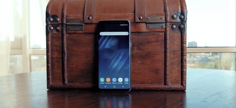 Стоит ли купить Samsung Galaxy S8