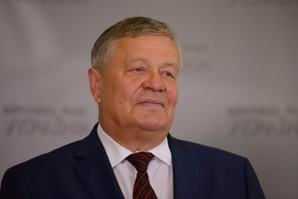 Заслуженный юрист Украины идёт на парламентские выборы