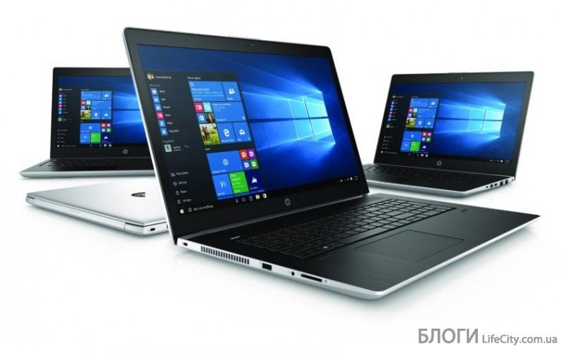 Критерии выбора ноутбука
