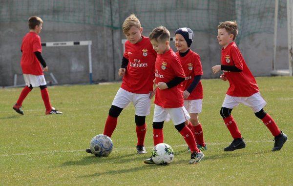 Лучшая футбольная школа для детей