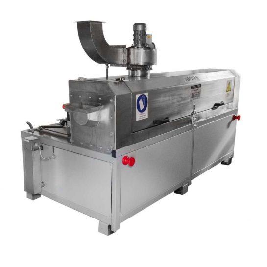 Шнековые моечные машины для производственных предприятий