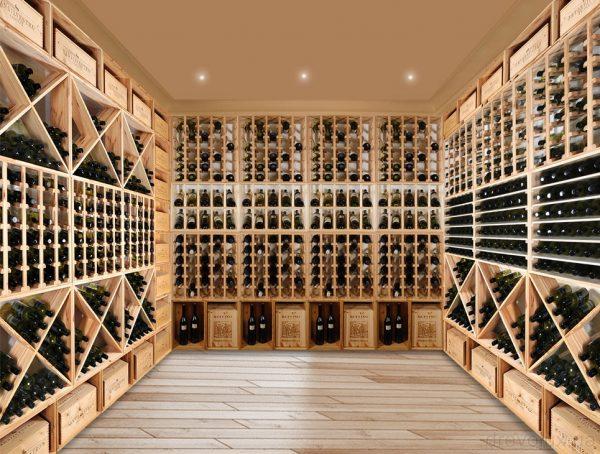 Изготовление винных шкафов на заказ