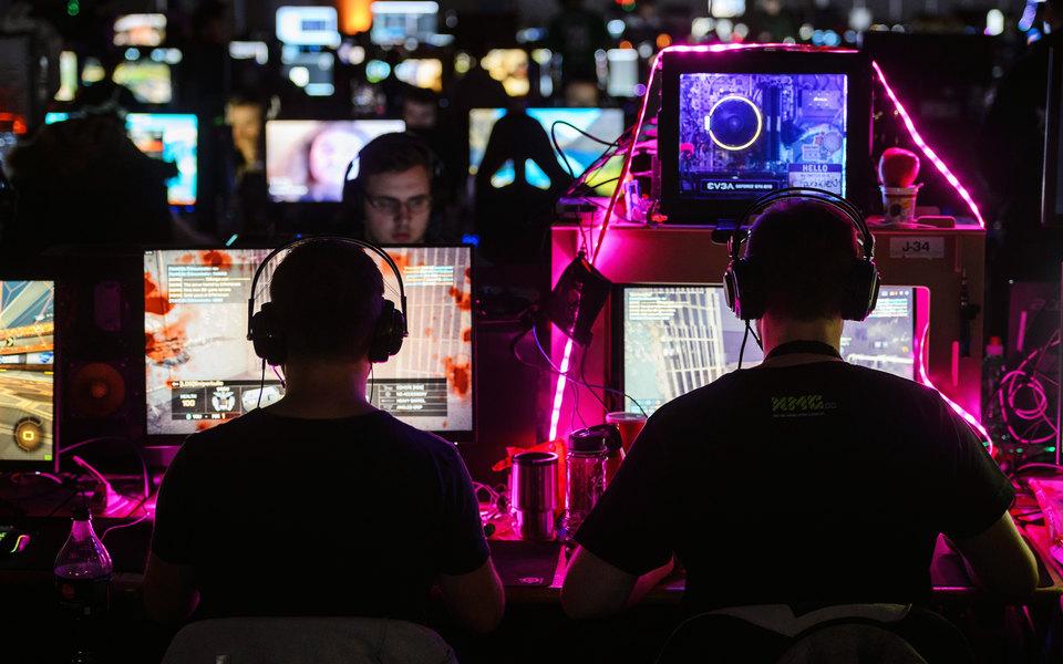 Букмекерская контора: ставки на киберспорт