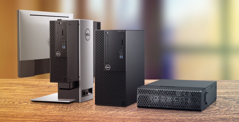 Мощный компьютер Dell OptiPlex 3060