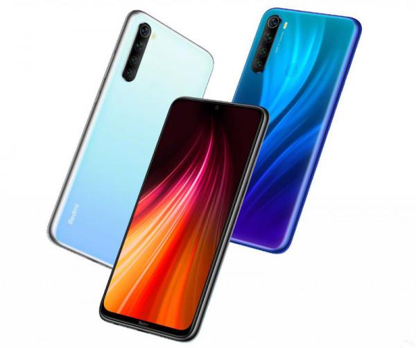 Смартфоны Note 8 доступны для заказа
