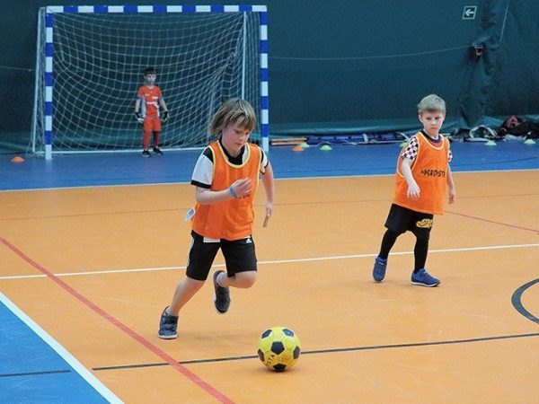 Детская футбольная школа Megaball