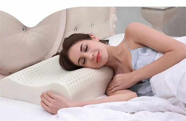 Ортопедическая подушка для качественного сна