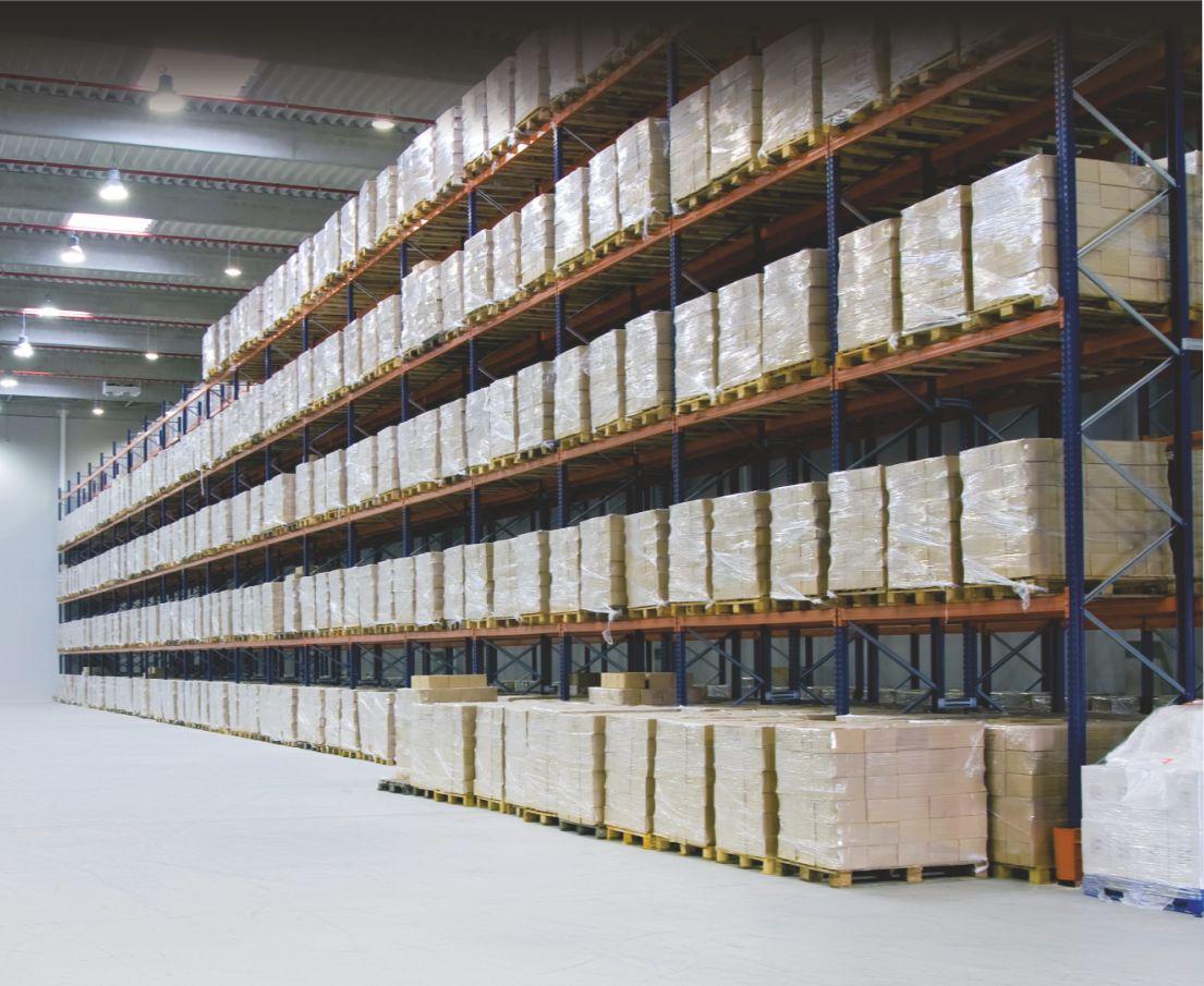 Услуги хранения и учета грузов в Москве