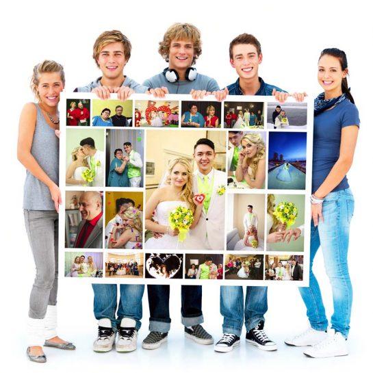 Эффектные композиции из фотографий с помощью «ФотоКОЛЛАЖ»