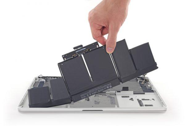 Качественная срочная замена аккумулятора на MacBook