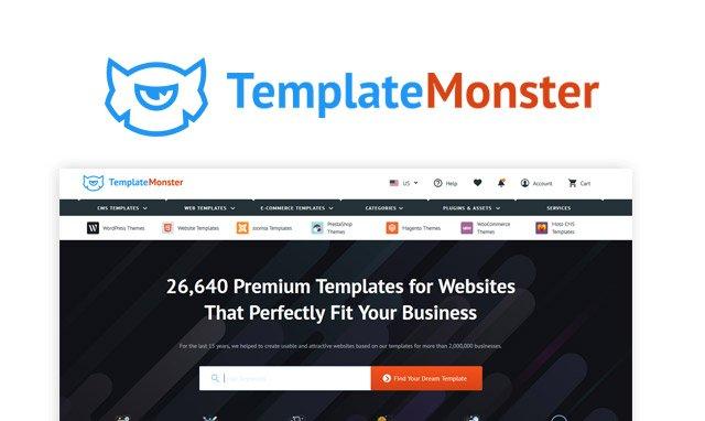 Отличные темы для сайтов и многое другое на ресурсе TemplateMonster
