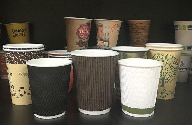Стаканчики высшего качества для вкусного кофе