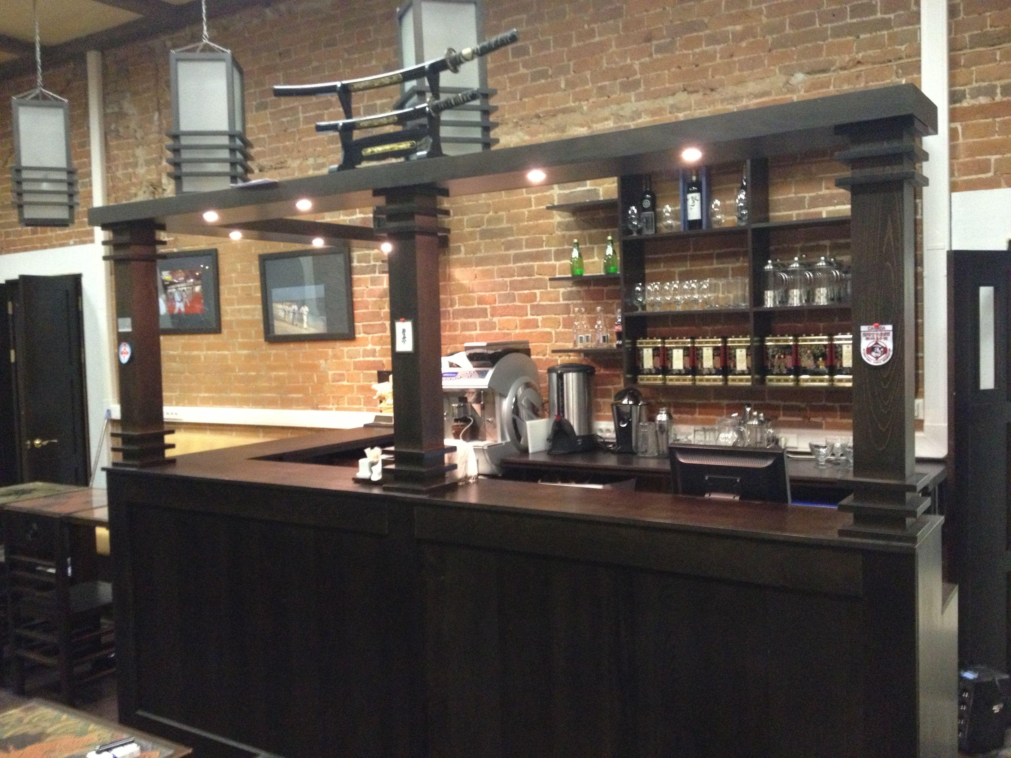 Барная стойка для кафе