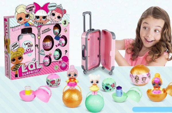 Наборы кукол ЛОЛ по выгодной цене в Беларуси