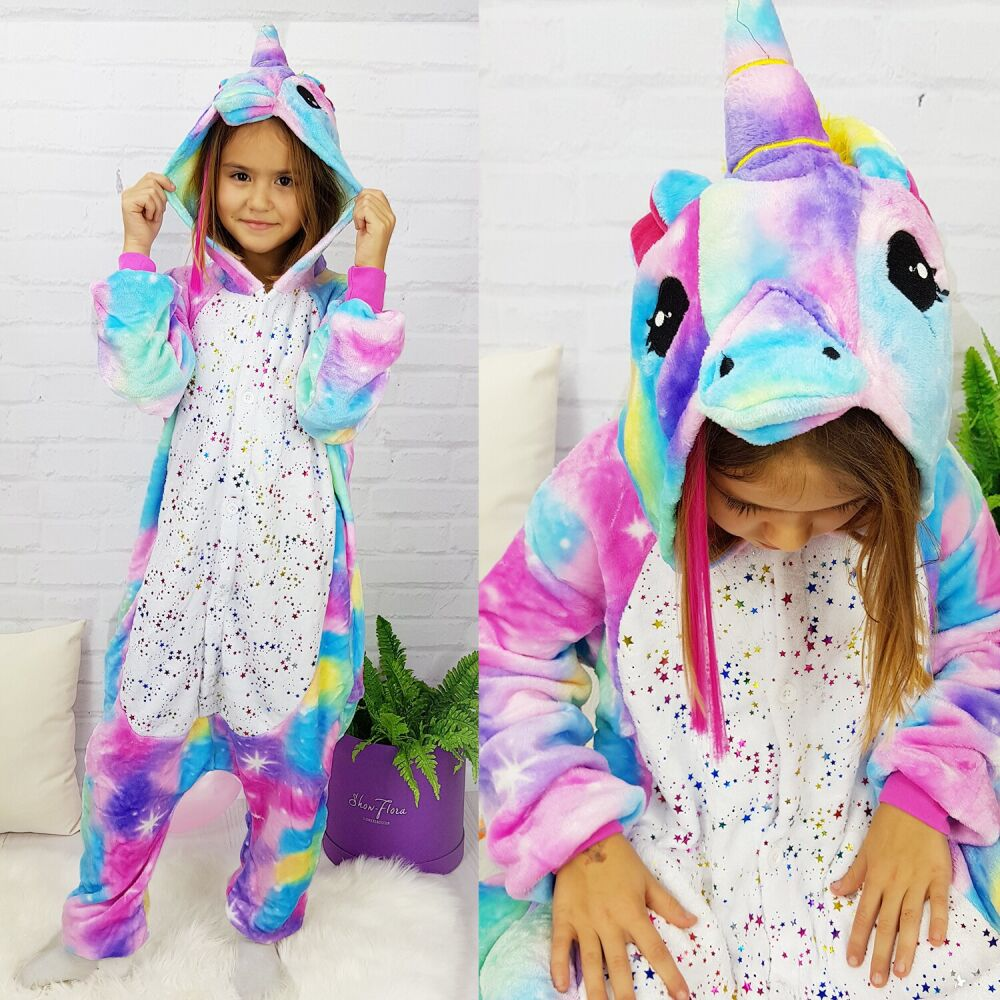Детская пижама кигуруми: отличный способ развлечь малыша