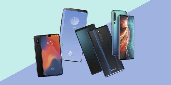 Оригинальные смартфоны известных брендов по доступным ценам